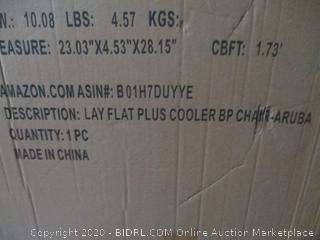 Lay Flat Plus Cooler BP Chair