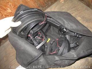 Tough 1 Leather Harness Pony