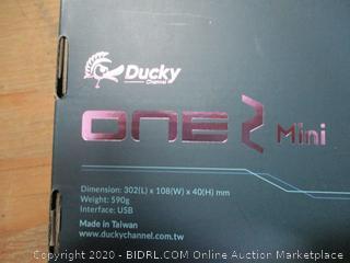 Ducky One Mini Keyboard
