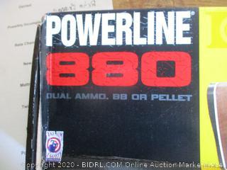 Daisy Powerline BB or Pellets