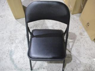 Cosco 4 Folding Chairs