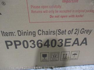 Dining Chair Set of 2
