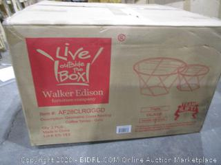 Walker Edision Coffee Table