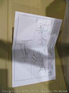 Baxton Studio Chair Incomplete set