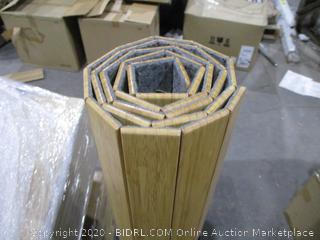 Standard Bamboo Roll Up Chairmat