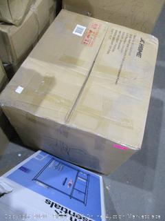 Cheplite fabric Upholstered Power Lift recliner