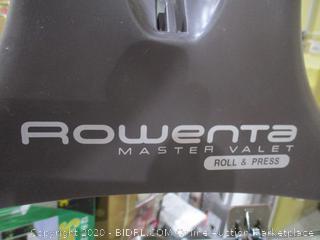 Rowenta Master Valet  Roll & Press