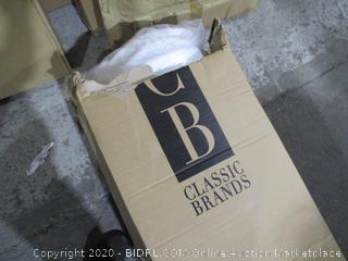 "Classic Brand Cool Gel Ultimate 14"" Gel Foam Mattress King"