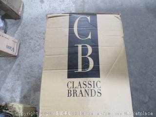 """Classic Brand 14"""" Gel Foam Mattress  King"""