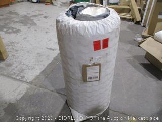 Olee Sleep 12 inch Hybrid Euro Box Top Pocket Spring mattress King