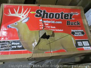Shooter Buck damaged