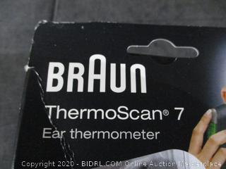 Braun ThermoScan 7 Ear Thermometer