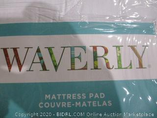 Waverly Mattress Pad King