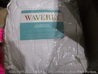 Waverly Mattress Pad King
