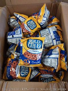 Rold Gold pretzels tiny twists  pack