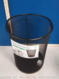 4 Mesh Waste Bins (Dented)