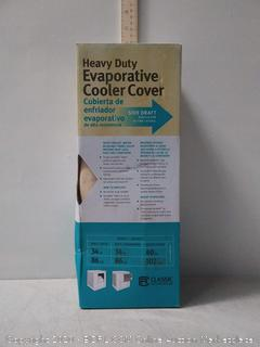 Heavy Duty Evaporated Cooler Cover
