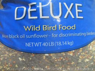 Morning Song Deluxe Wild Bird Food 40lbs