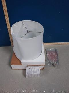 Floor Lamp (Bent Shade)