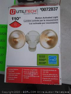 utility Tech motion activated light