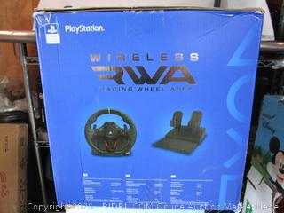 PlayStation Racing Wheel