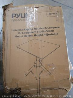 Pyle Notebook DJ Stand