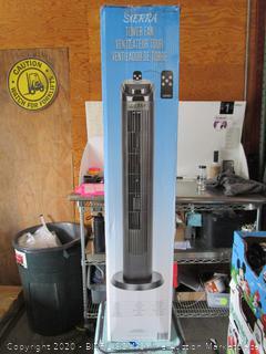 Sierra Tower Fan