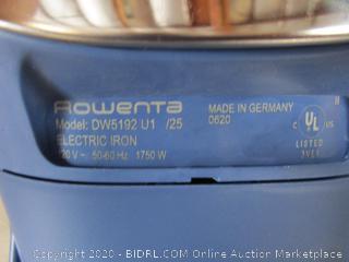 Rowenta Pro Steam Clothes Iron