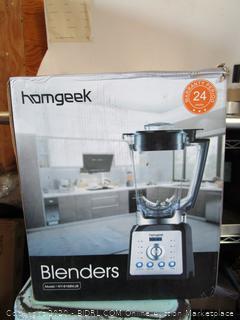 Homgeek Blender