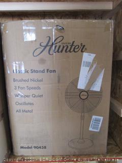 Hunter Stand Fan