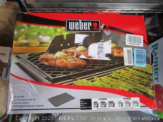 Weber Grate