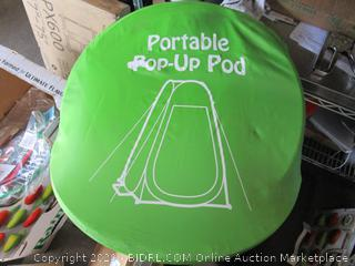Portable Pop-Up Pod