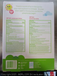 Suncare Essentials SPF 50+