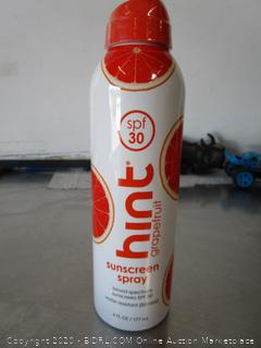 Hint Sunscreen Spray