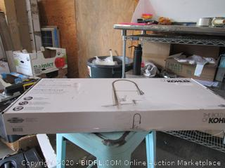 Kohler Semiprofessional Pull-Down Kitchen Faucet