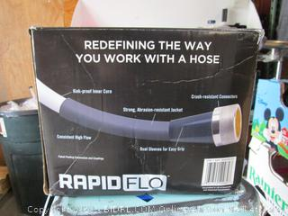 RapidFlo 100ft High Performance Hose