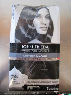 John Frieda Luminous Black Foam Color