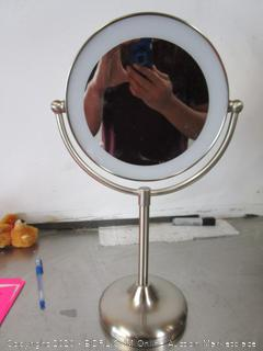 Feit Electric LED Lighted Mirror 1X & 10X Magnification