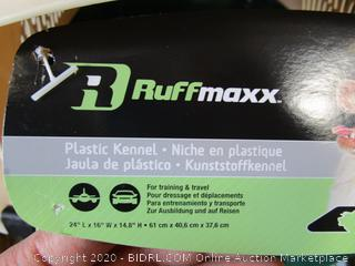 Ruffmaxx Kennel