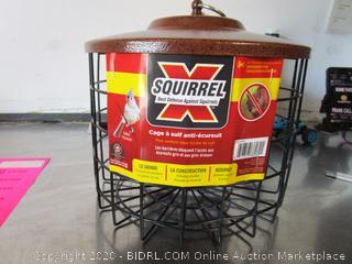 Squirrel X