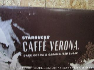 Starbucks Coffee Caffe Verona K-Cups
