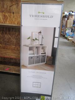Threshold Cube Organizer