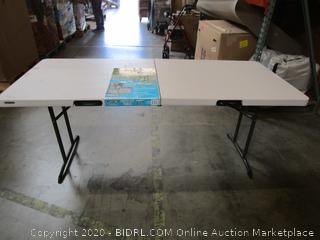 Lifetime 6-foot Folding Table