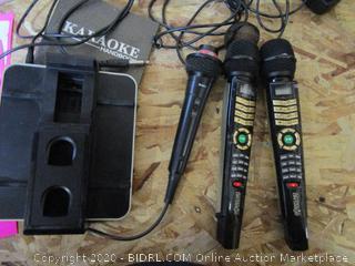 Enter Tech Karaoke System