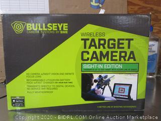 Bullseye Target Camera