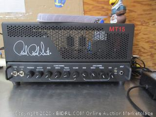 Paul Reed Smith PRS Amplifier MT 15 (retail $729)
