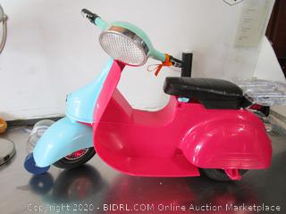 Kids Moped
