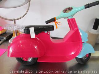 Kids Moped