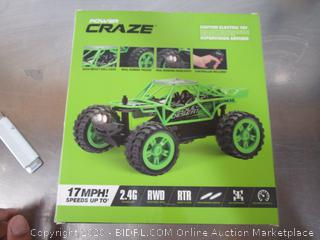 Power Craze RC Car - Green
