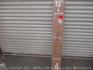 HomLux 10ft Double door heav....s door panel (I shaper Hangers)